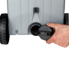 Wet/Dry Vacuum Cleaner (elect) NTS 1600; Korea Detailbild 1