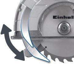 Circular Saw BT-CS 1400; EX; CL Detailbild 1