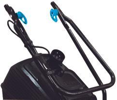 Electric Lawn Mower BG-EM 930; Ex; Br; 220 Detailbild 1