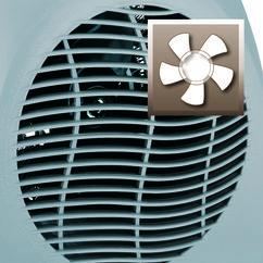 Heating Fan HKLO 2000 Detailbild 5