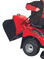 Tractor Lawn Mower GE-TM 102 B&S Detailbild 4