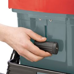 Electric Silent Shredder E-LH 2540 Detailbild 1