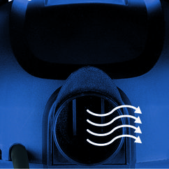 Wet/Dry Vacuum Cleaner (elect) BT-VC 1115;EX;BR;220 Detailbild 1
