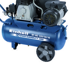 Air Compressor BT-AC 320/50/10 Detailbild 9