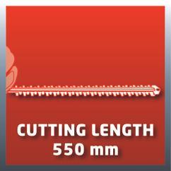 Electric Hedge Trimmer RG-EH 6160 Detailbild 2
