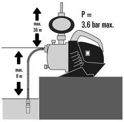 Automatic Water Works BG-AW 6036; EX; AUS Detailbild 2