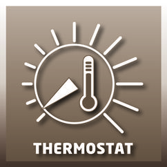 Blue Flame Gas Heater BFO 4200 T Detailbild 1