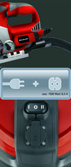 Wet/Dry Vacuum Cleaner (elect) RT-VC 1525 SA; EX; CH Detailbild 5