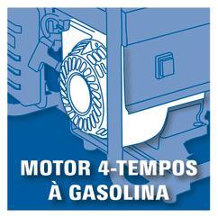 Power Generator (Petrol) BT-PG 2800 Bivolt; EX; BR Detailbild 5