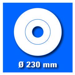 Angle Grinder BT-AG 2350 Detailbild 1