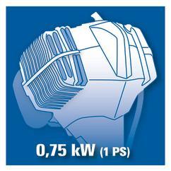 Petrol Lawn Trimmer BG-PT 2542 Detailbild 1