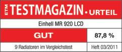 Oil-filled Radiator MR 920 LCD Detailbild 1