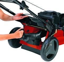 Petrol Lawn Mower RG-PM 48 B&S Detailbild 7