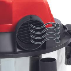 Wet/Dry Vacuum Cleaner (elect) TH-VC 1930 SA Detailbild 7