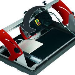 Radial Tile Cutting Machine RT-TC 430 U Detailbild 4