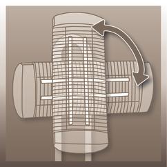 Halogen Heater HH 1600 Detailbild 3