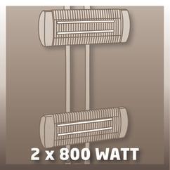 Halogen Heater HH 1600 Detailbild 2