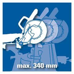 Sliding Mitre Saw BT-SM 2534 Dual; EX; BR; 220 Detailbild 6