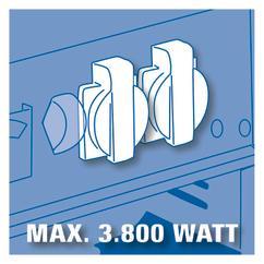 Power Generator (Petrol) BT-PG 4000 Detailbild 1