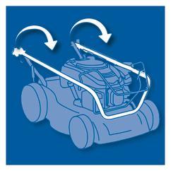 Petrol Lawn Mower BG-PM 46 Detailbild 3