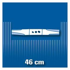Petrol Lawn Mower BG-PM 46 Detailbild 1