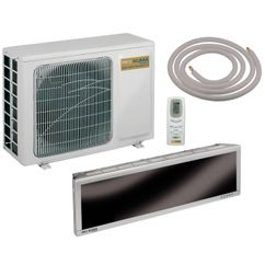 Split Air Conditioner Split 1200 Flat EQ C+H Produktbild 1