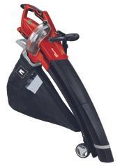 Electric Leaf Vacuum GE-EL 1800 E; EX; ARG Produktbild 1