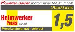Petrol Lawn Mower N-BM 51 HW Detailbild 1