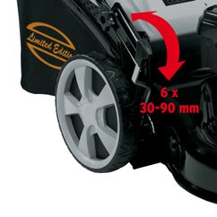 Petrol Lawn Mower EM 2012 S Detailbild 1