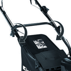 Petrol Lawn Mower BG-PM 46/3 S Detailbild 3
