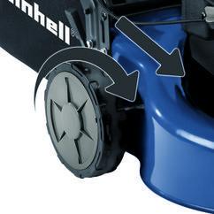 Petrol Lawn Mower BG-PM 46/3 S Detailbild 2