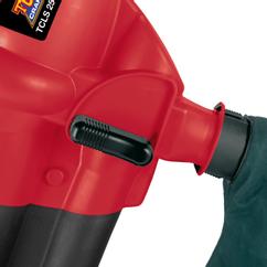 Electric Leaf Vacuum TCLS 2505; EX; DK Detailbild 1