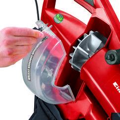 Electric Leaf Vacuum RG-EL 1800 E Detailbild 1