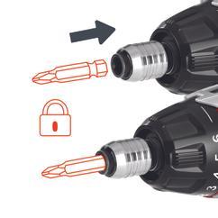 Cordless Screwdriver RT-SD 3,6/1 Li Bivolt; EX; BR Detailbild 8