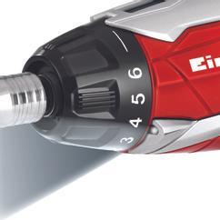 Cordless Screwdriver RT-SD 3,6/1 Li Bivolt; EX; BR Detailbild 4