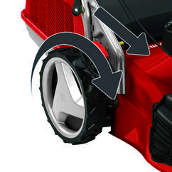 Petrol Lawn Mower GP-PM 51 VS B&S ECO Detailbild 1