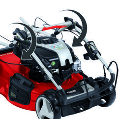 Petrol Lawn Mower GP-PM 51 VS B&S ECO Detailbild 7