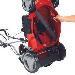Petrol Lawn Mower GP-PM 51 S B&S Detailbild 7