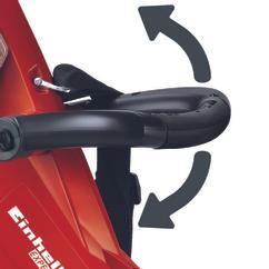 Electric Leaf Vacuum GE-EL 1800 E; EX; ARG Detailbild 4