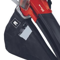 Electric Leaf Vacuum GE-EL 1800 E; EX; ARG Detailbild 7