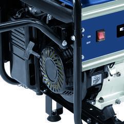 Power Generator (Petrol) BT-PG 4000 Detailbild 3