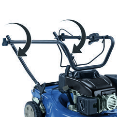 Petrol Lawn Mower BG-PM 46 Detailbild 2
