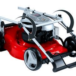 Petrol Lawn Mower GH-PM 46 S B&S Detailbild 5