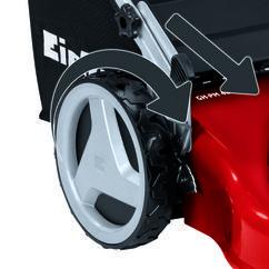 Petrol Lawn Mower GH-PM 46 S B&S Detailbild 1