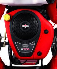 Tractor Lawn Mower GE-TM 102 B&S Detailbild 1