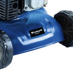 Petrol Lawn Mower BG-PM 40 Detailbild 2
