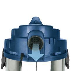 Wet/Dry Vacuum Cleaner (elect) TCVC 1500; EX, BE Detailbild 2