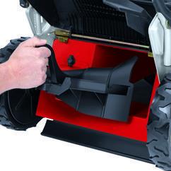 Petrol Lawn Mower GE-PM 51 VS B&S Detailbild 6