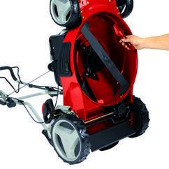 Petrol Lawn Mower GP-PM 51 VS B&S Detailbild 11