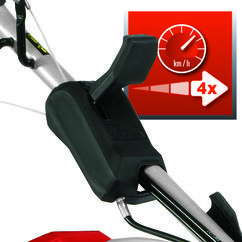 Petrol Lawn Mower GP-PM 51 VS B&S Detailbild 5